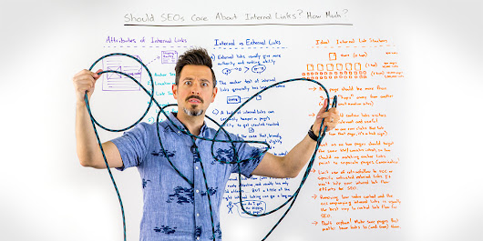 Should SEOs Care About Internal Links? - Whiteboard Friday - Moz