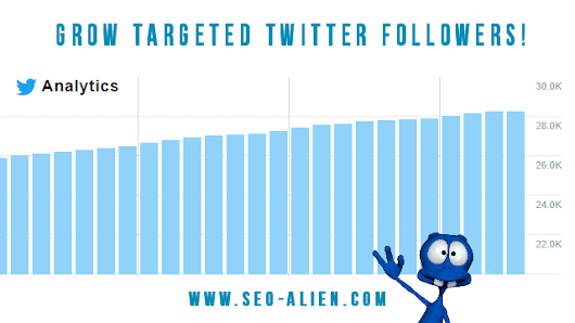 A Great Tool to Grow Your Twitter Followers | SEO-Alien