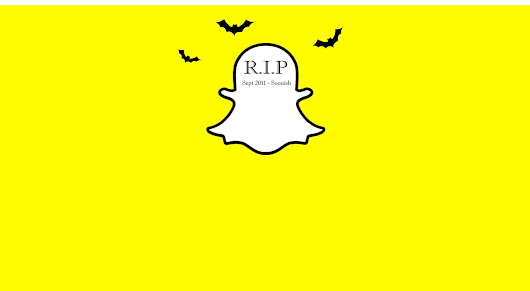 Snapchat May Be Dying. More Proof that Only the Good Die Young. | SnapMunk