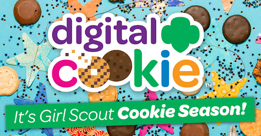 Order your Faves on my Digital Cookie Site Today