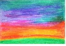 Colorare Con I Pastelli