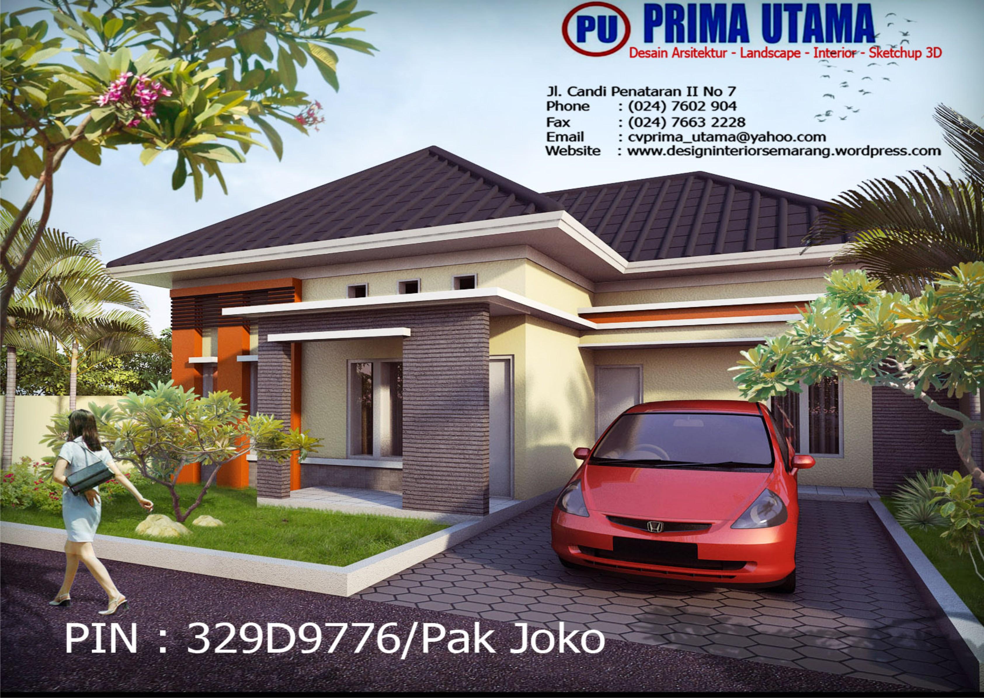 Desain Rumah Gambar