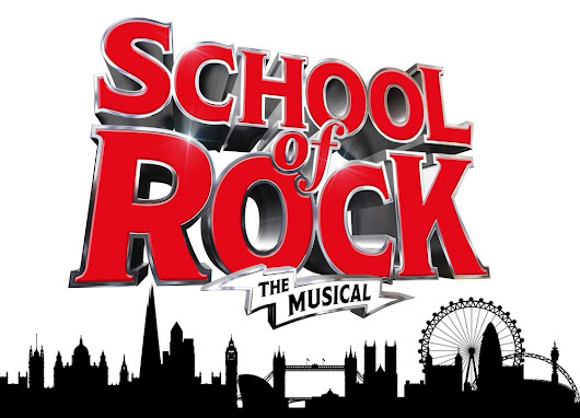 School of Rock (Age 5+), Thursday 2nd November, £58pp 2017, 7.30pm