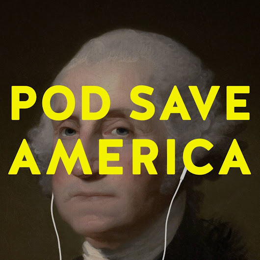 Friend of the Pod: Crooked Media Podcasts - That's Normal