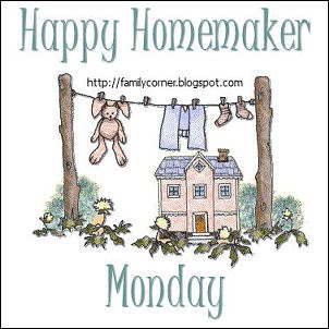 Happy Homemaker Monday!