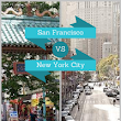 Battle of the Chinatowns: San Francisco vs. New York City - Group Tours