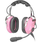 Pilot USA Child Size Passive Headset, Girls