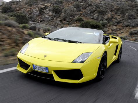 Gallardo LP560 4 Spyder / 1st generation / Gallardo / Lamborghini / Database / Carlook