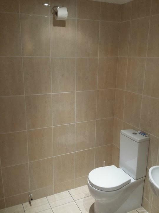 баня тоалетна