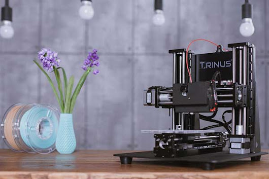 Trinus: New KickStarter 3D Printer That Can be Used as Laser Engraver