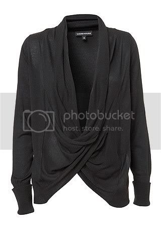 The Twisted Wrap Top