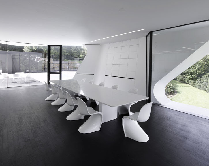The Most Futuristic House Design In The World | DigsDigs