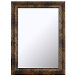 """Marrakesh Mottled Mirror Color Copper, Size 31""""W x 67""""H - Hitchcock Butterfield - 681508"""