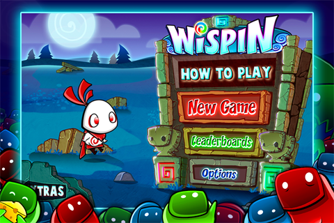Wispin Screenshot