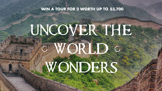 Uncover the World Wonders!