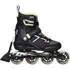 Rollerblade Macroblade 80 Abt Women's Inline Skates Black/Light Green