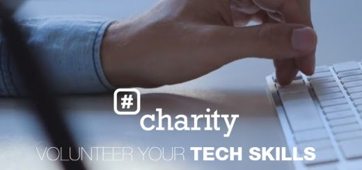 #charity urges techies to donate their time and expertise to help non-profit organizations
