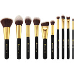 BH Cosmetics Sculpt and Blend 2 Cosmetic Brush Set - 10ct