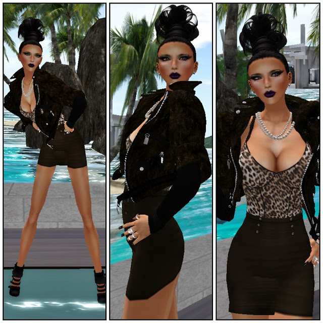 "Xanadu Black Beauty Collection "" Moka """
