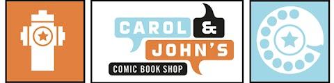Carol And Johns Comic Shop