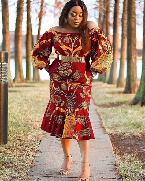 South African Traditional Dresses Designs Pictures   Pretty 4
