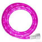 Winterland C-rope-led-pi-1-10-18 10 mm Spool of Pink LED Ropelight44 18 ft