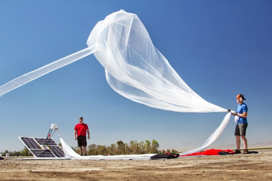 With Project Loon, Google is engineering a mobile network in reverse —   Tech News and Analysis