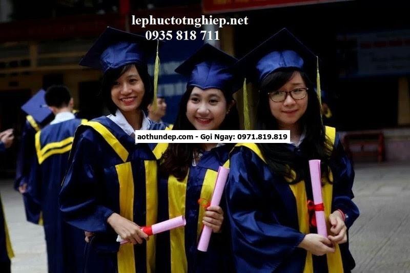 thuê lễ phục tốt nghiệp