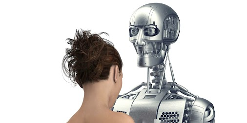 Would you date a sex bot?  A new study shows that younger millennials think it's NBD! Check out waht...