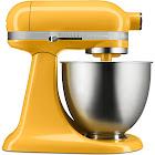 KitchenAid Artisan Mini 3.5-Quart Mixer - Orange Sorbet
