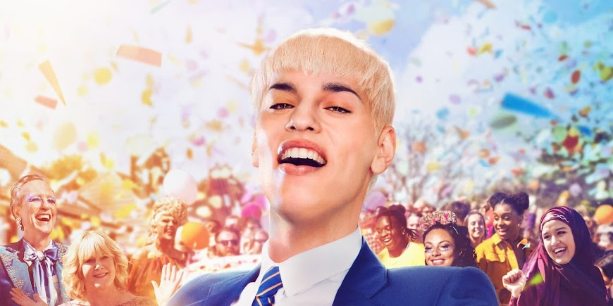Everybody's Talking About Jamie (2021) Movie English Full Movie Watch Online