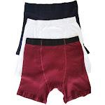 Stashitware XL Stash Pocket Boxer Brief Variety 3 Packs Men's Red, White, Blue