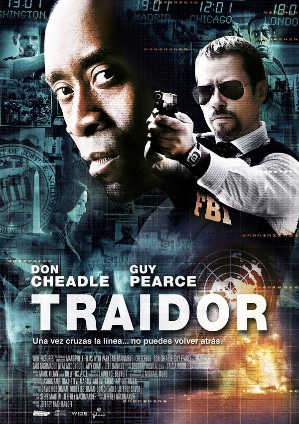 Traidor (Jeffrey Nachmanoff, 2.008)