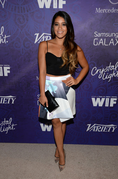 Gina Rodriguez - Variety and Women in Film Emmy Nominee Celebration