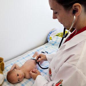 Médica (Foto: Prefeitura de Curitiba/Divulgação)