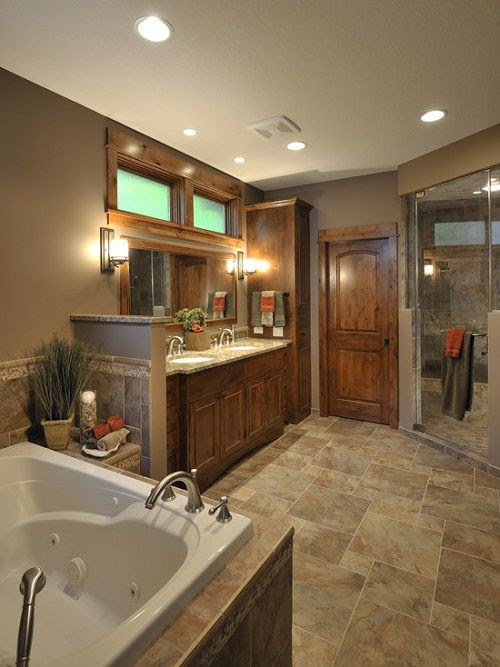 wall color for master bathroom   Home   Pinterest