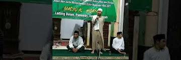 Peringatan Maulid Nabi Muhammad SAW 1441H di Masjid Al Hidayah Ladang Dalam Tarakan 20191115