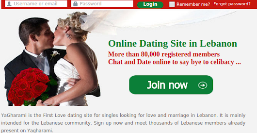 YaGharami, Review of Lebanon's First Online Dating Site