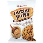 Popchips: Nutter Puffs Peanut Butter, 4 Oz