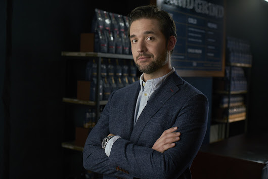 Alexis Ohanian encourages entrepreneurs through Folgers new initiative