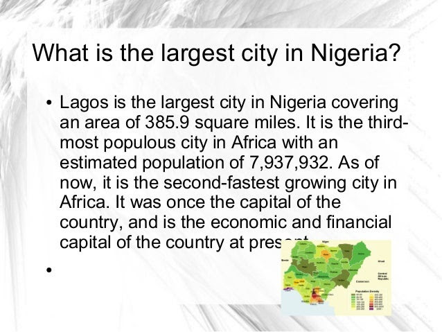 Image result for nigeria facts and its people