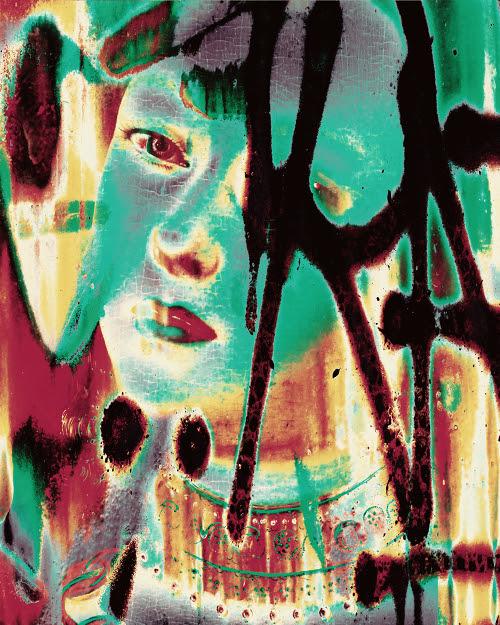 Art numérique par Darked