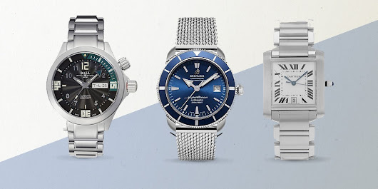 Looking For A Stylish Watch That Won't Cost You A Mortgage? Pick Up One Of These