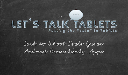 2017 Back to School Guide: Best Android Productivity Apps