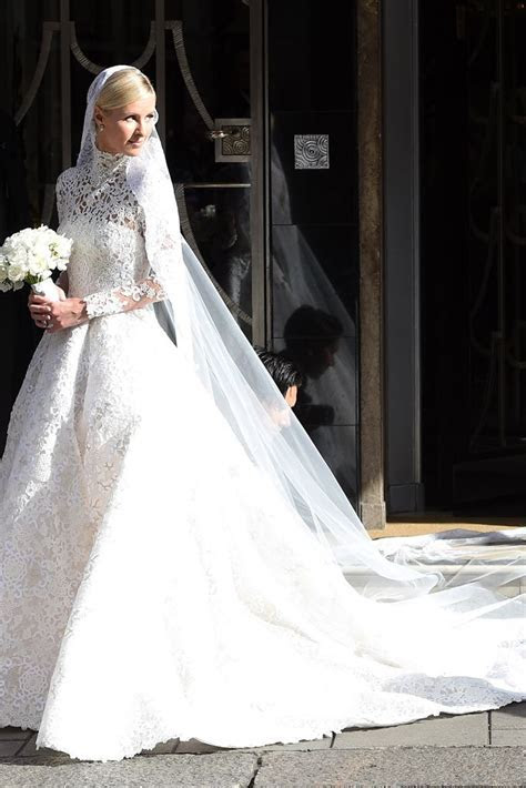 Valentino Designs Wedding Gown For Nicky Hilton   Wedding