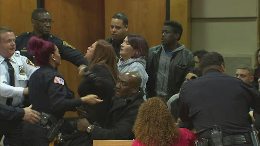 WATCH: Dramatic courtroom outburst during high-profile Paterson double murder hearing |