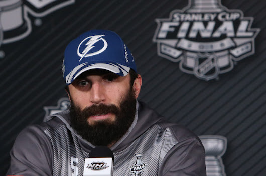 NBC Sports chairman wants players to stop growing playoff beards