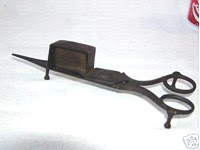 19th Century Candle Snuffer sold at Countryside Antique Mall Booth 19