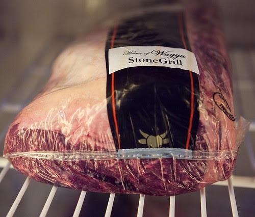 House of Wagyu: Raw Steak