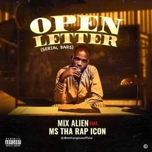 [Music] Mix Allien Ft. Ms Rap Icon - Open Letter